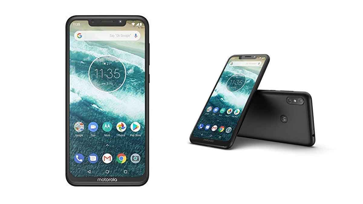 Motorola One Power Launched