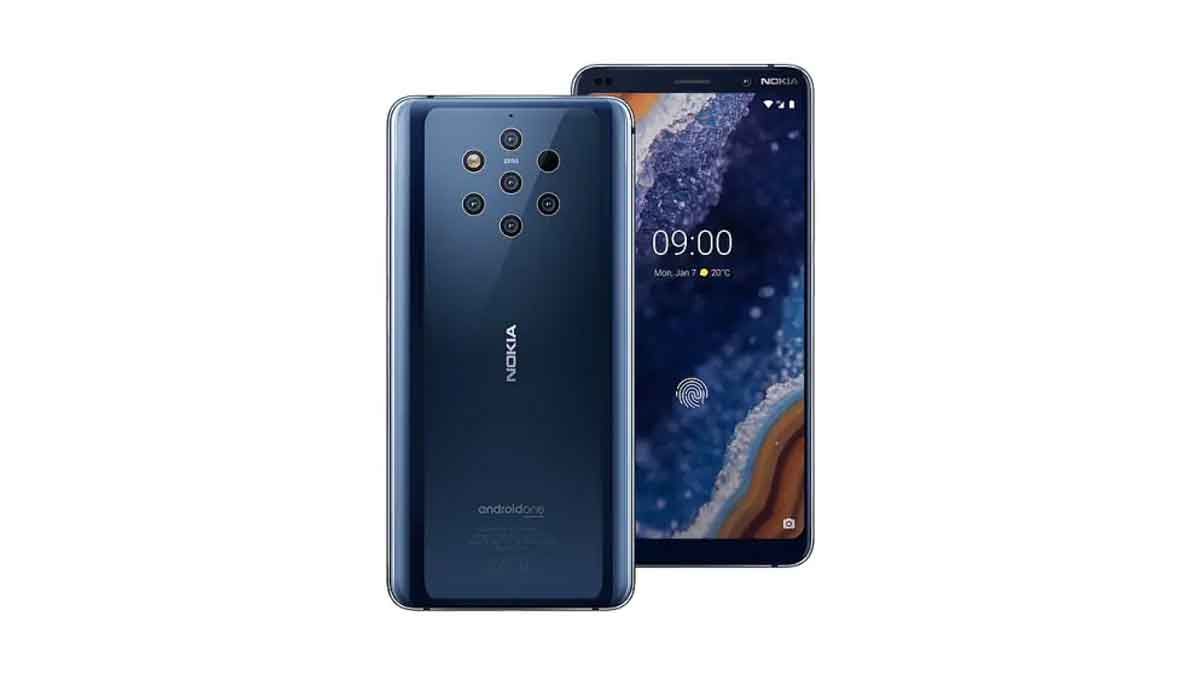 NOkia 9 launched