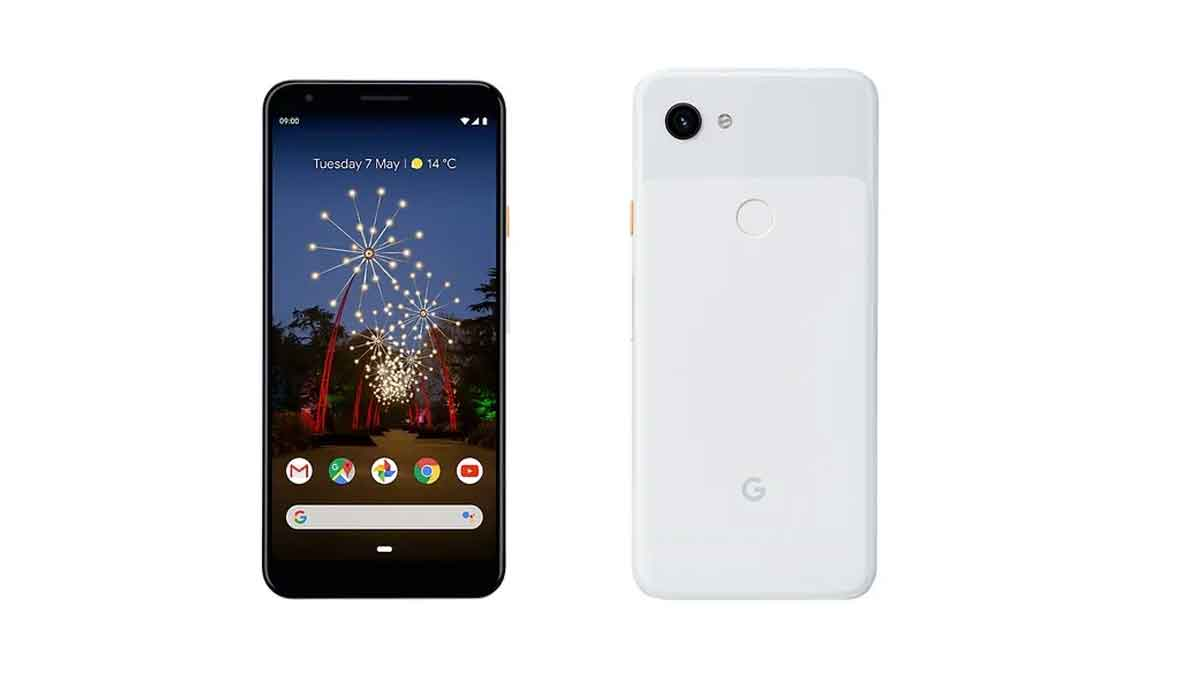 Google Pixel 3A launched