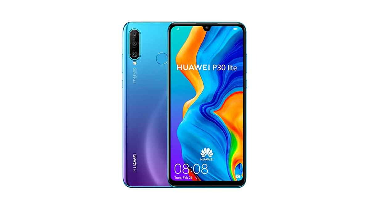 Huawei P30 Lite launched