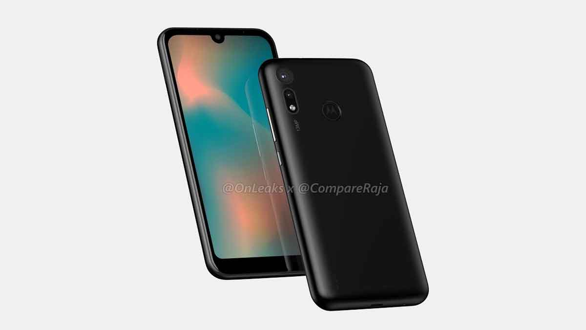 Motorola P40 play leaked