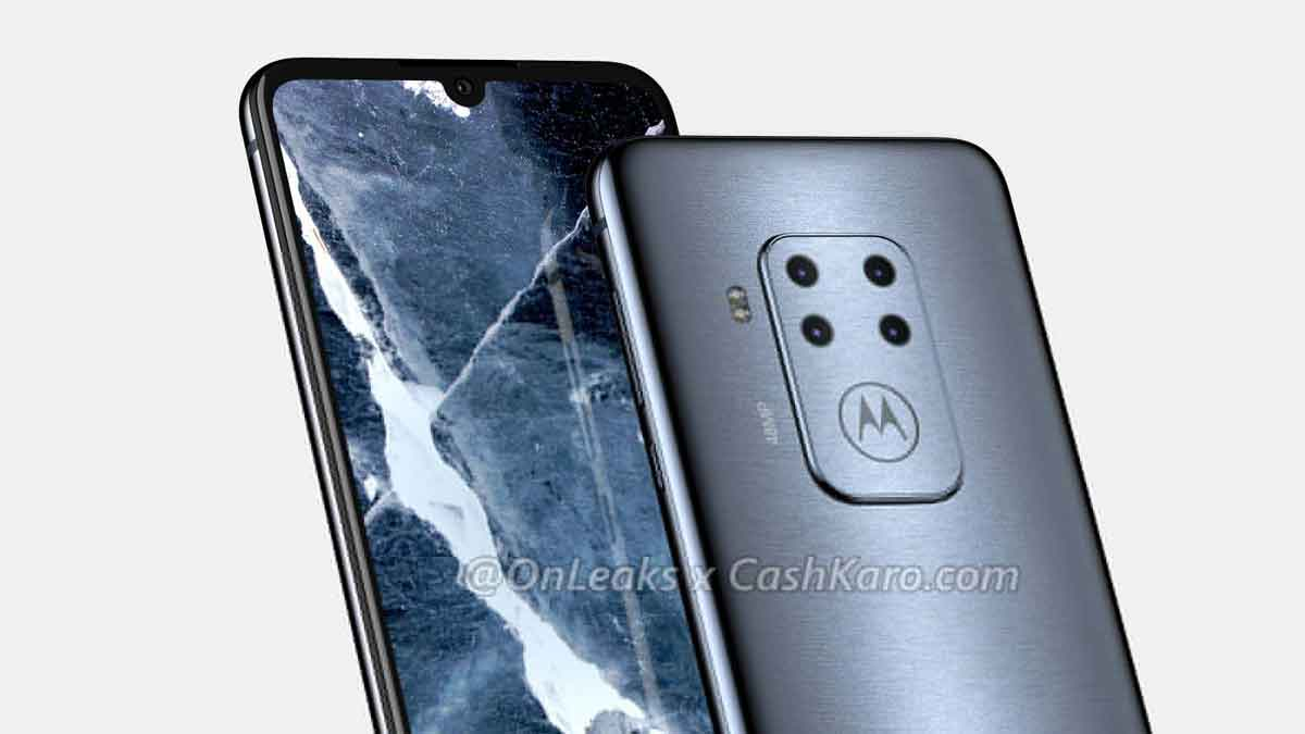 Motorola new phone