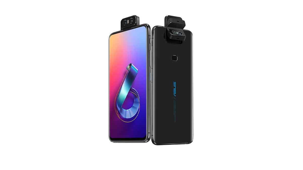 Asus 6 launched
