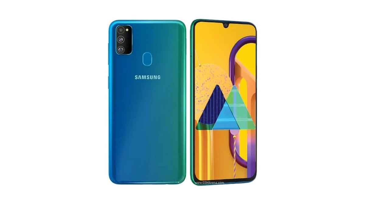 Galaxy M30s leaked