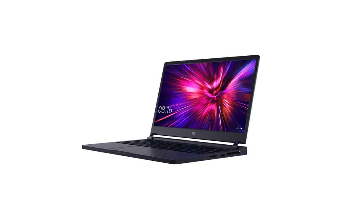 Mi gaming laptop launched