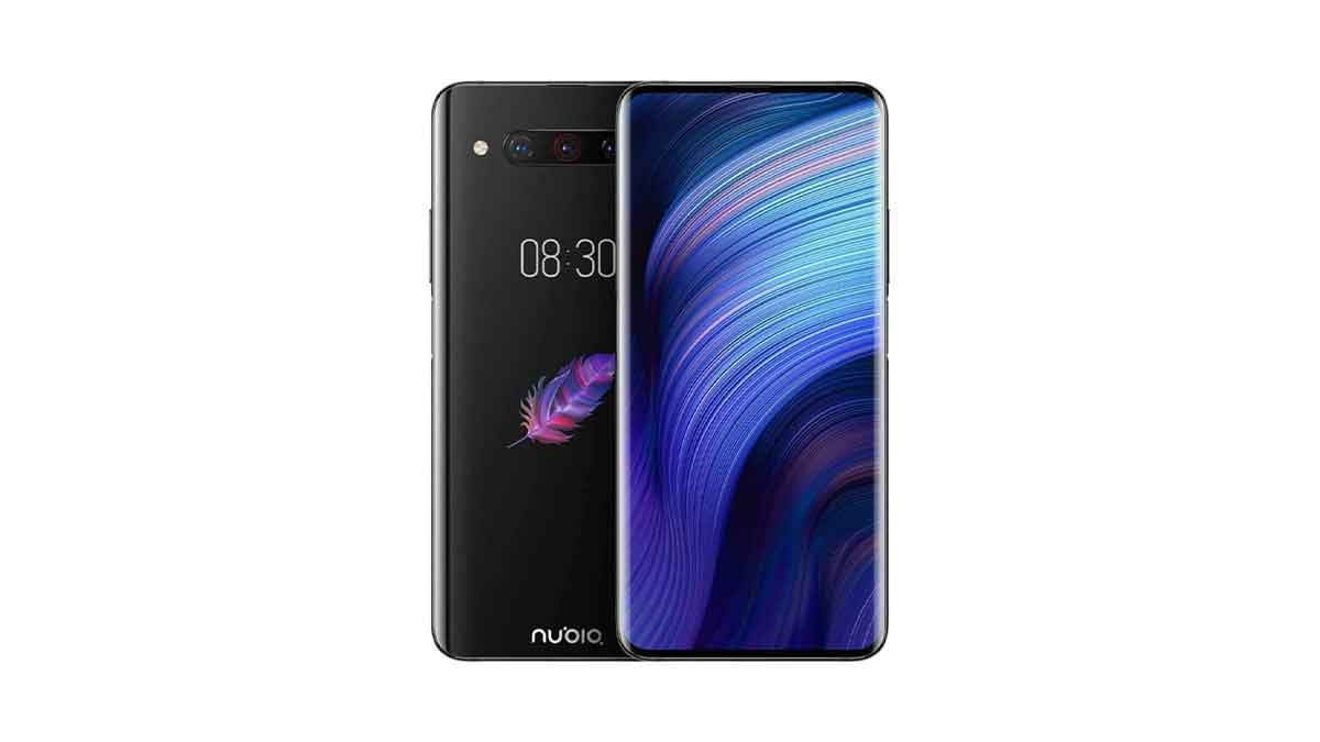 Nubia Z20 launched