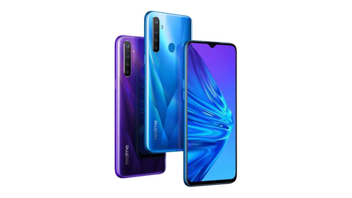RealMe 5 Pro launched