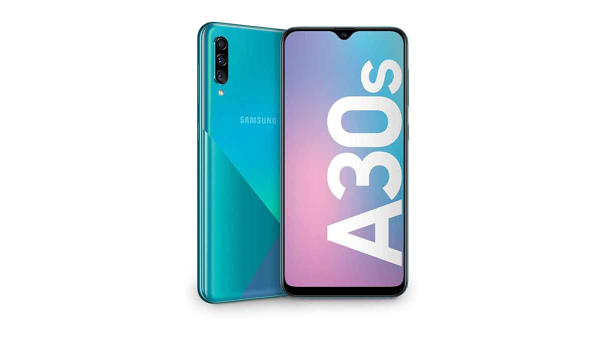 Galaxy A30s launched