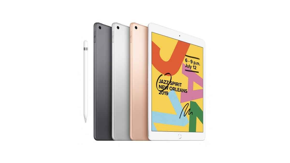 iPad 7th gen features