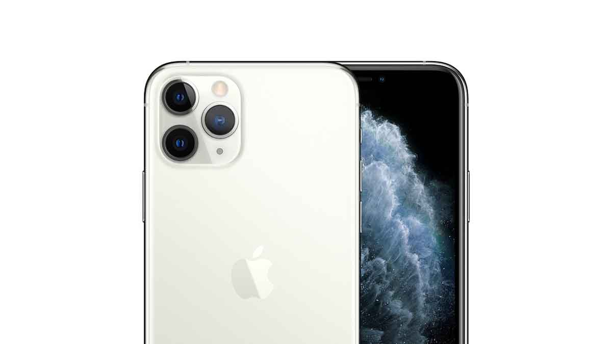 iPhone 11 Pro launched