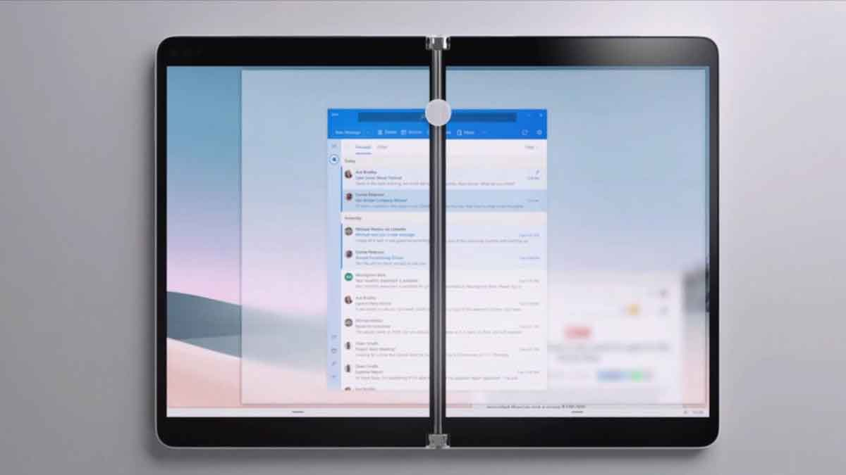 Microsoft Surface Neo features