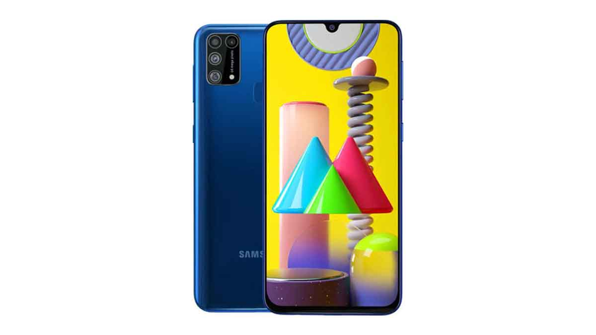 Galaxy M31 launched