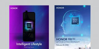 Honor 9X Pro specifications