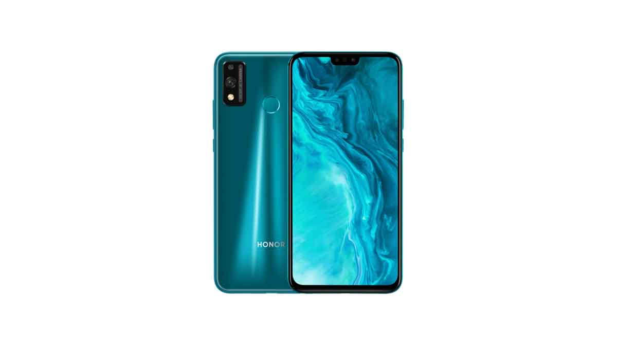 Honor 9X lite launched