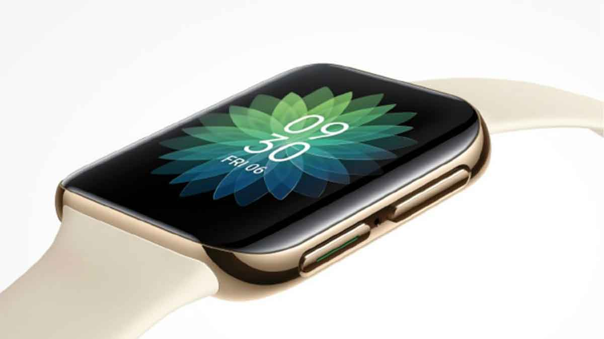 OPPO's Smartwatch coming
