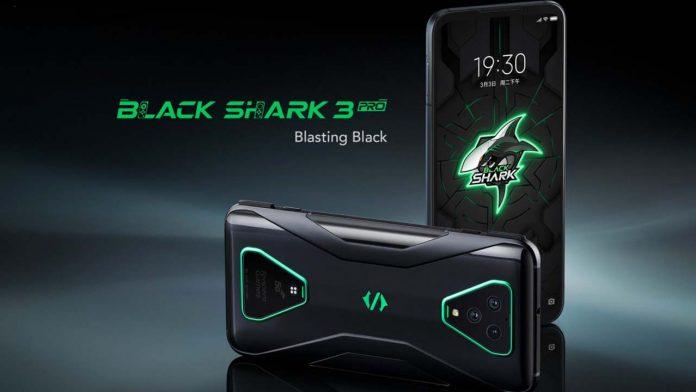 Black Shark 3 and Black shark 3 Pro 3 Pr