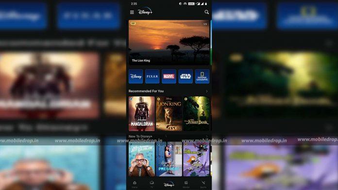 Disney Plus Hotstar launched
