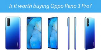 Is it worth buying Oppo Reno 3 Pro