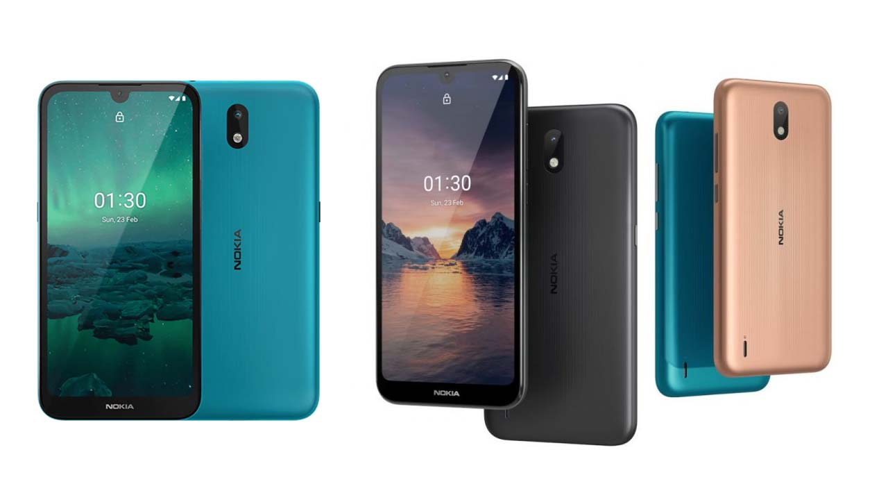 Nokia 1.3 launched
