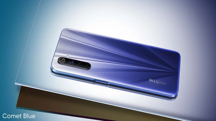 realme 6 launched