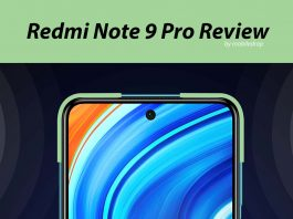 Redmi Note 9 Pro Review with Pros and Cons