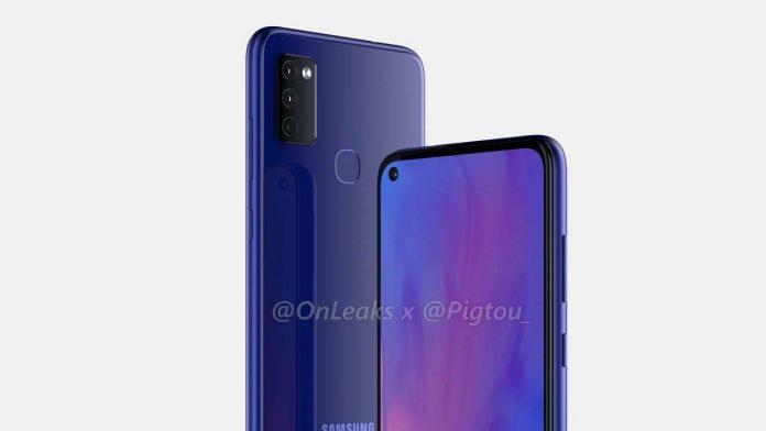 Samsung Galaxy M51 leaked