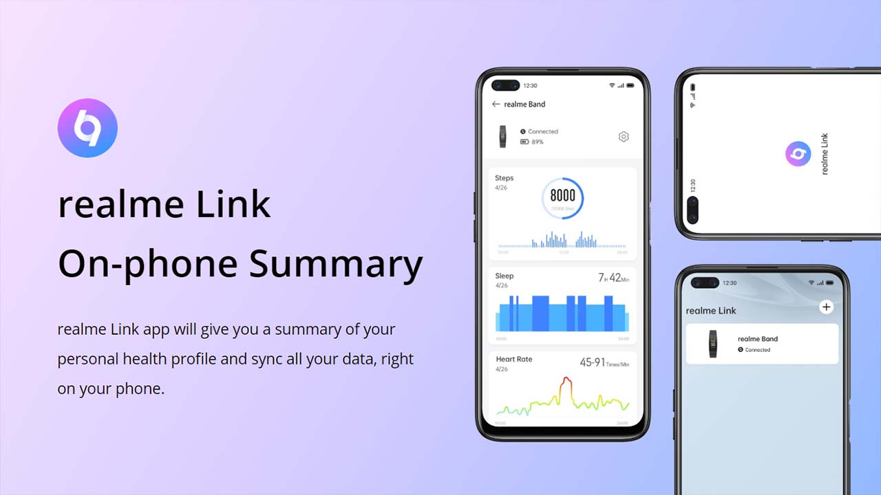 realme fitness band review