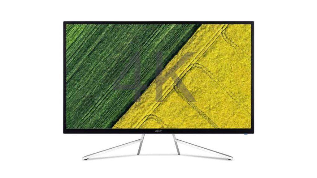 Acer ET322QK 31.5