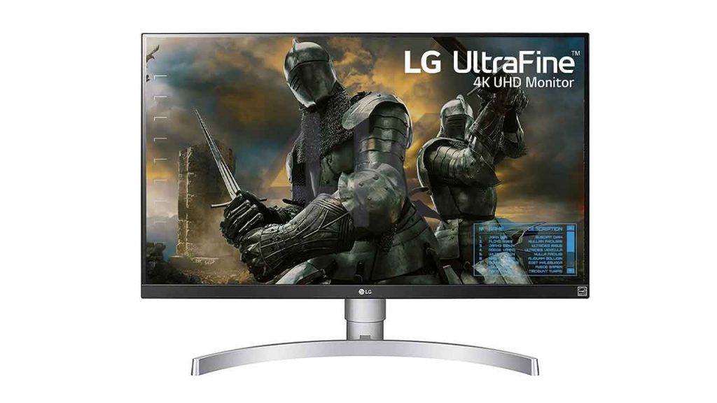 LG 27 inch 4K-UHD