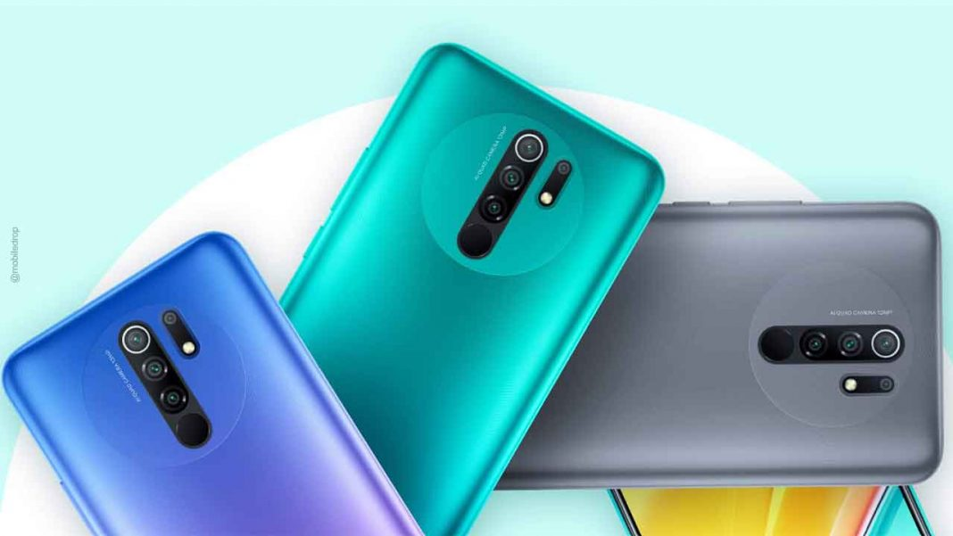 Redmi 9 launched