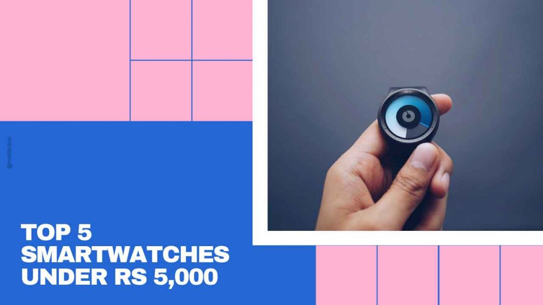 Top 5 SmartWatches