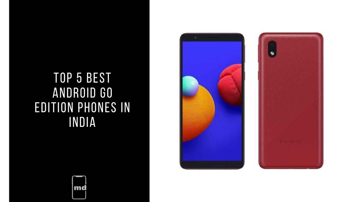 5 best Android Go phones