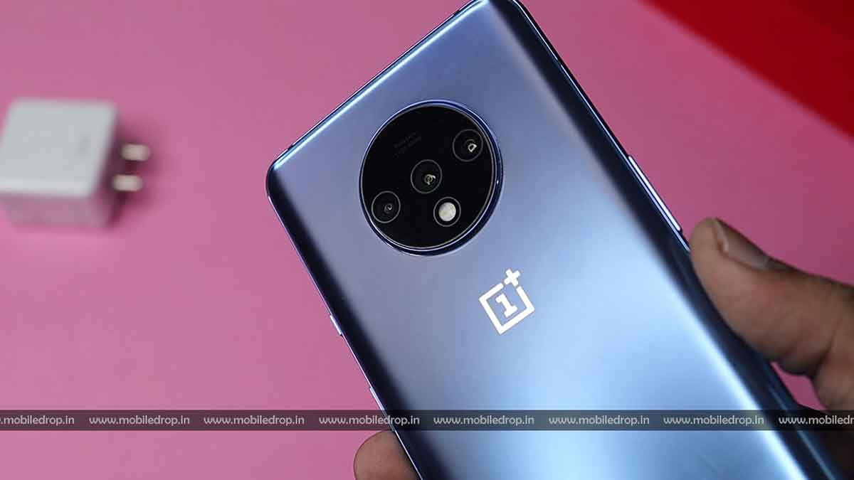 OnePlus 7T in july 2020