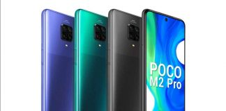 POCO M2 pro launched
