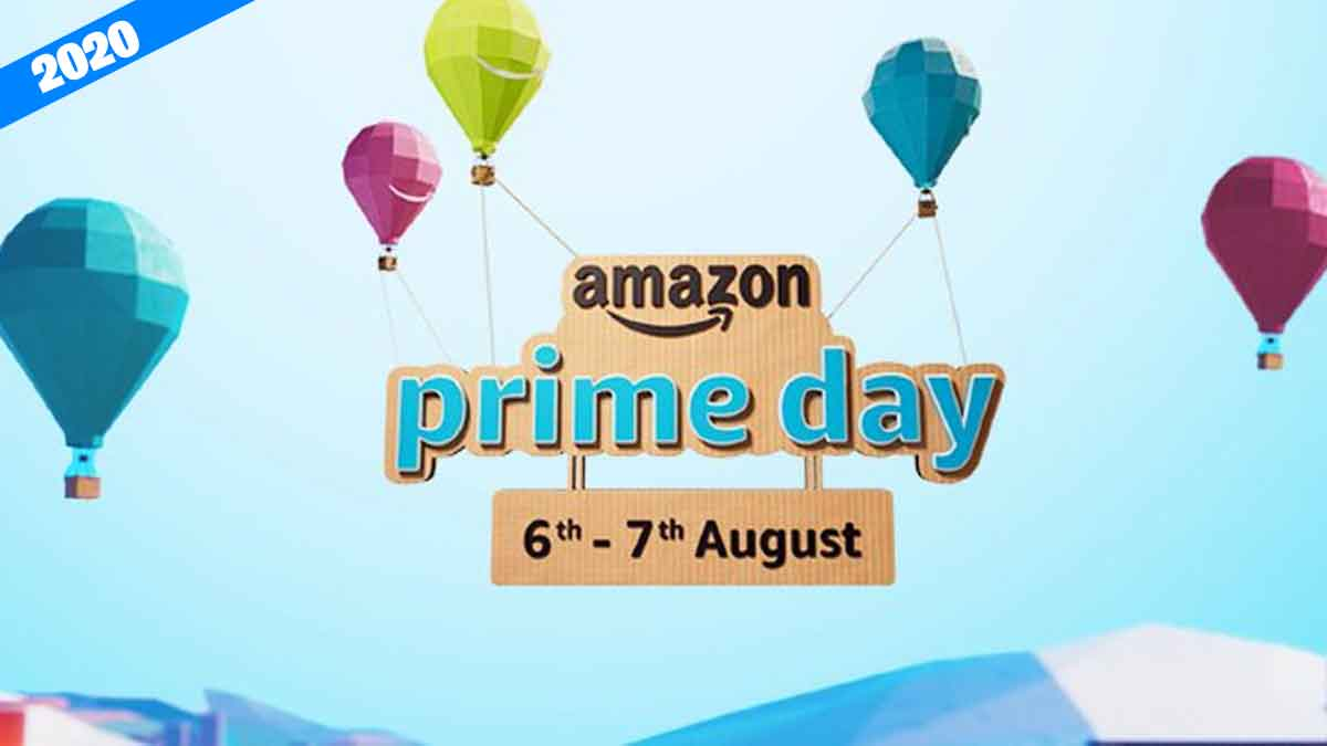 Amazon Prime day 2020 deals