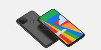 Google Pixel 5 Leaked