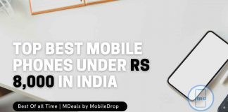 Mobile Phones Under Rs 8000