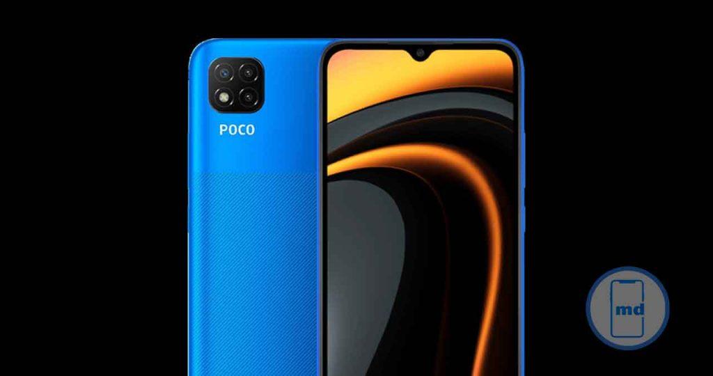POCO C3 Price in India