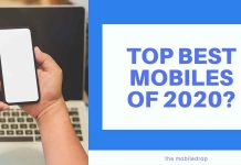 Top Best Smartphones of 2020 in India