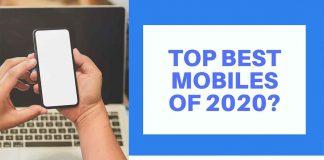 Top Best Smartphones of 2020 in India