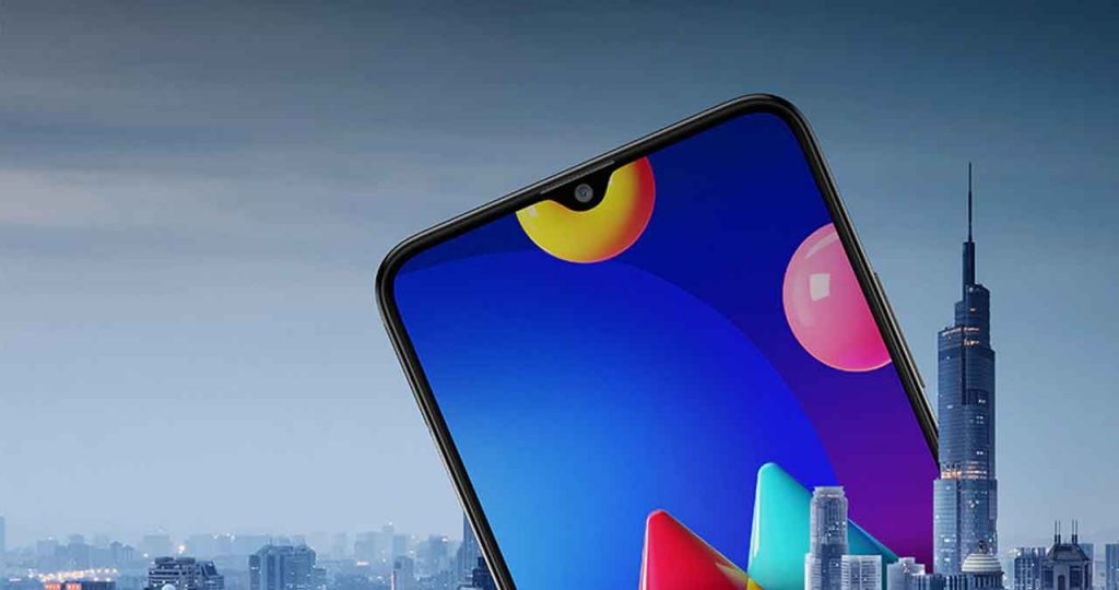 Galaxy M02s Price in India