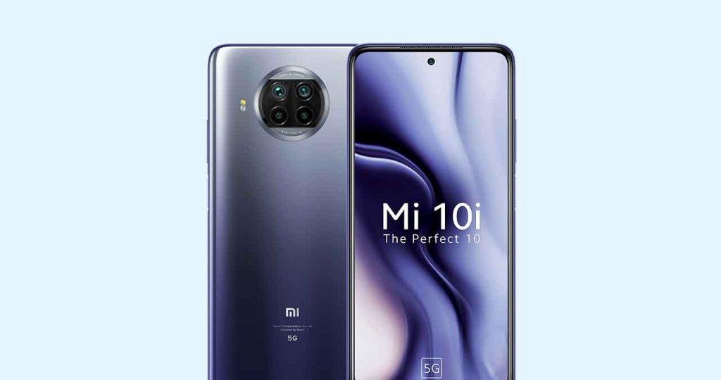 mi 10i 5G Price in India