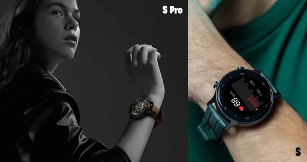 RealMe Watch S and S Pro