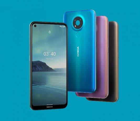 Nokia 5.4 Price in India