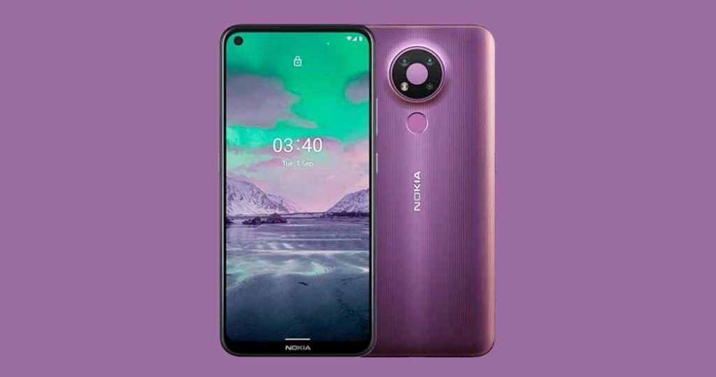 Nokia 5.4 Price in India