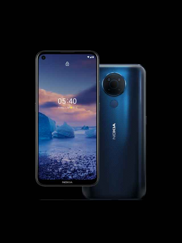 5 Reasons to Not Buy Nokia 5.4