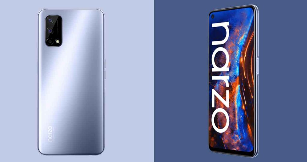 RealMe Narzo 30 Pro Price in India
